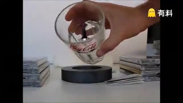 涨知识:教你自制磁悬浮!!