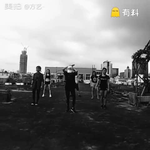 【方艺钢管舞工作室】楼顶阳台...