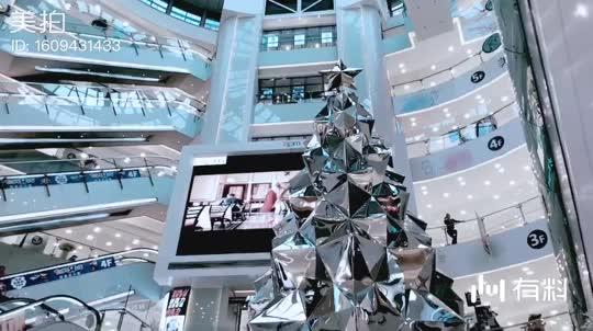 北京apm的全新圣诞主题️
