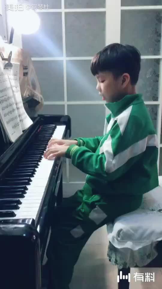 唐楚翘--车尔尼练习曲+贝伦斯练习曲