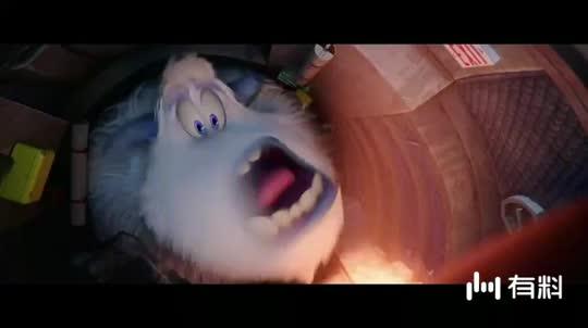 #电影片段#《雪怪大冒险》让我想起一款怎么也通不了关的小游戏