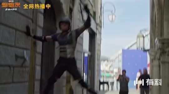 【蜘蛛侠:英雄远征】动作特辑