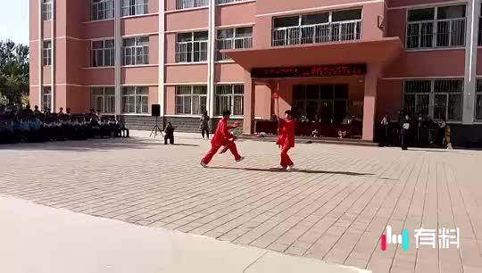#这不是六一儿童节,#沧州武术