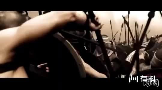 #经典看电影#荷尔蒙爆棚! 古希腊勇士对战波斯百万大军