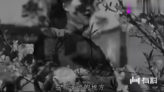 老电影《小城之春》,插曲《那遥远在的地方》,宛若天籁之声!