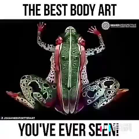 人体艺术家