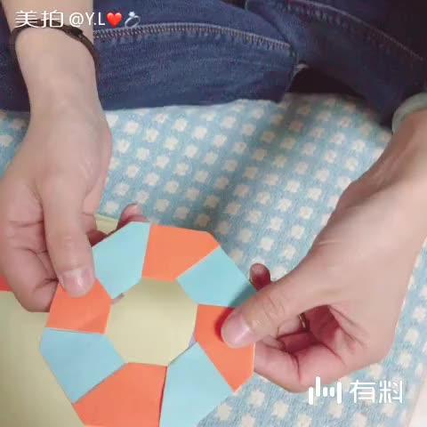非常酷的折纸飞镖