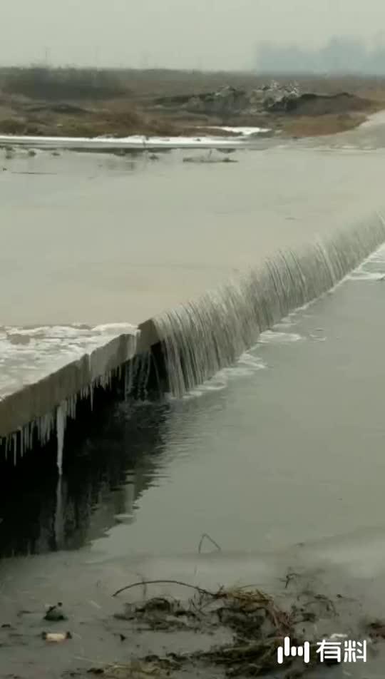 #河水#潴龙河板桥段