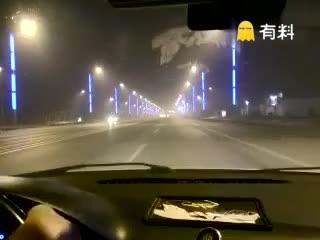大平乡的夜景真美