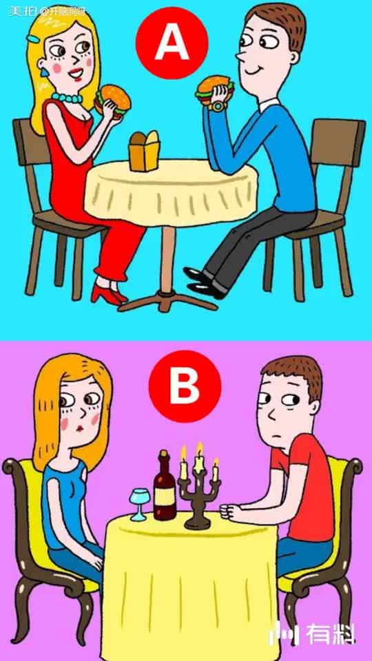 哪对家庭更有钱?
