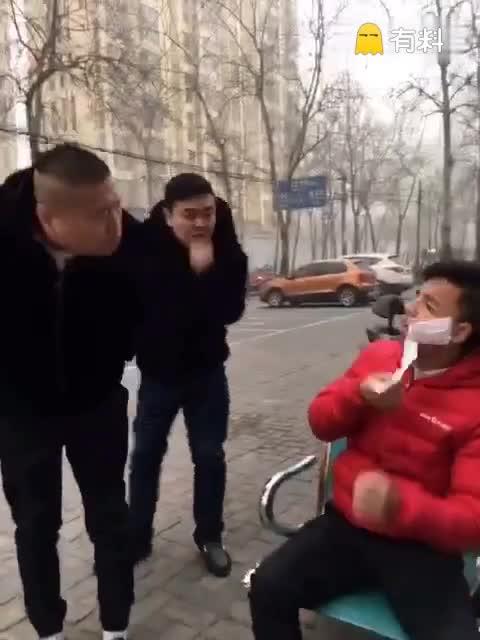 今天冬至记得吃饺子吃了饺子的双击评论666#/高手在民间##L搞笑时刻##30秒笑出眼泪#