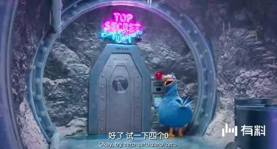 电影《愤怒的小鸟2》特别搞笑,建议看一下