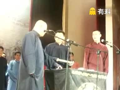 郭德纲,曹云金,何云伟的小曲,太搞笑了#/我要上热门,再来一段,双击点赞#