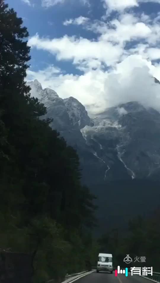 #世界这么大我想去看看#好壮观的风景!