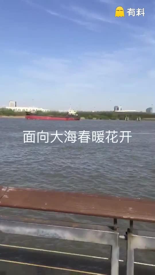 #面向大海春暖花开#