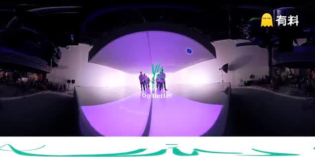 160810 MONSTA X 宇宙少女(WJSN Cosmic Girls) 《Do Better》 MV 360度视角