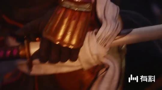 #电影片段#一刀流 居合!