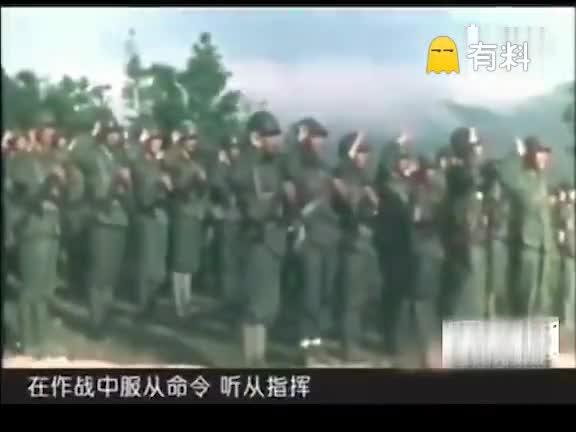 1979年战地记者李玉谦拍摄的中越真实战争视频,感动无数人,致敬老兵 !.