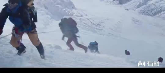 【绝命海拔】震撼再现珠峰雪崩