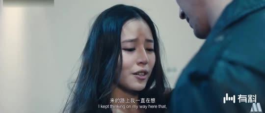 #电影片段#对不起,我爱你