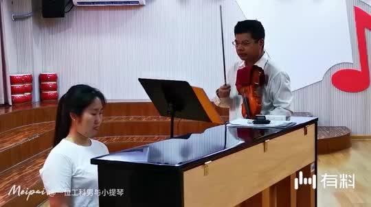 小提琴与钢琴:《天堂电影院》