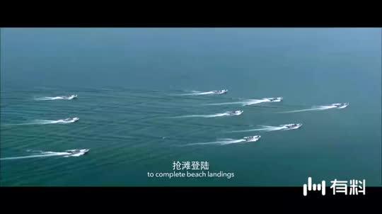#电影片段#《中国蓝盔》,这段话有道理。
