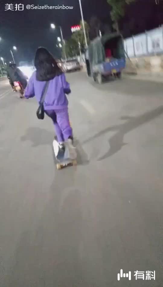 日常刷街回去的小视频️