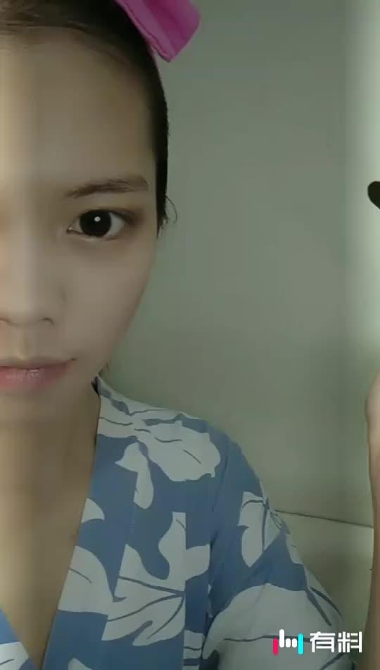 #逆天化妆术#化妆能改变一个人