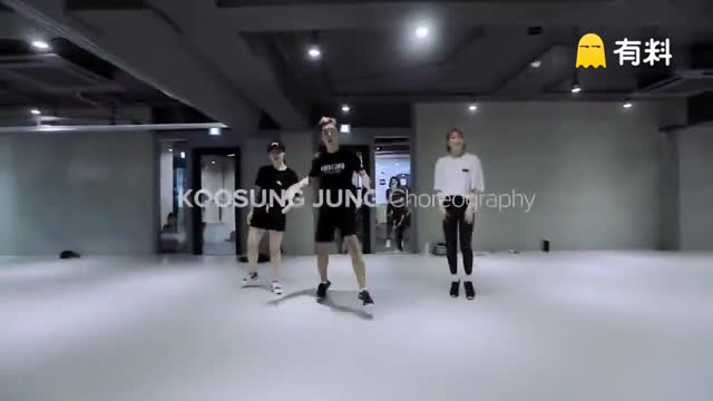 【IM舞室】Koosung霸气强烈Hiphop编舞Upper Echelon