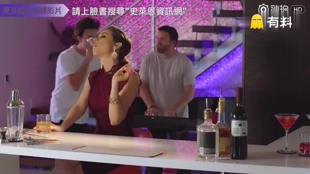 "The Chainsmokersft. Halsey-""Closer""的恶搞版MV哈哈哈,大写的服!"