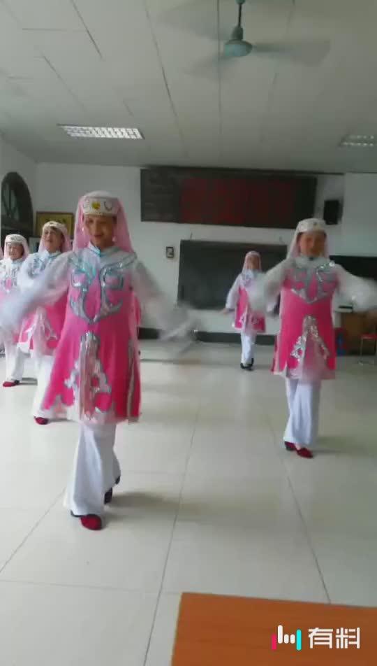 舞蹈我为你歌唱