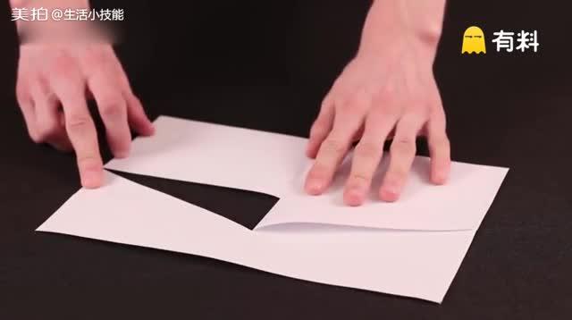 5个神奇玩纸技巧