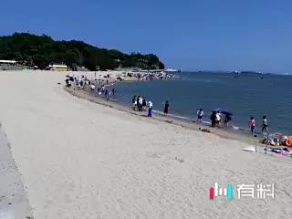 沙滩,大海,景美