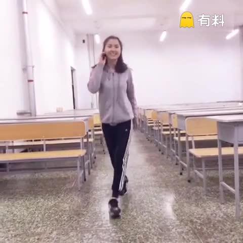 超爱这个舞#舞蹈##boom clap##...