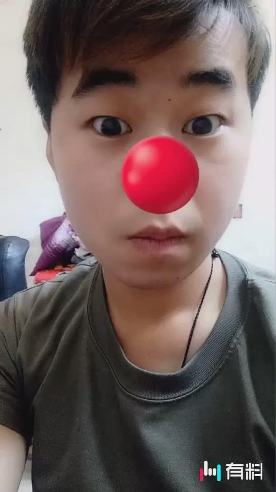 #戴上鼻子,回归童心#