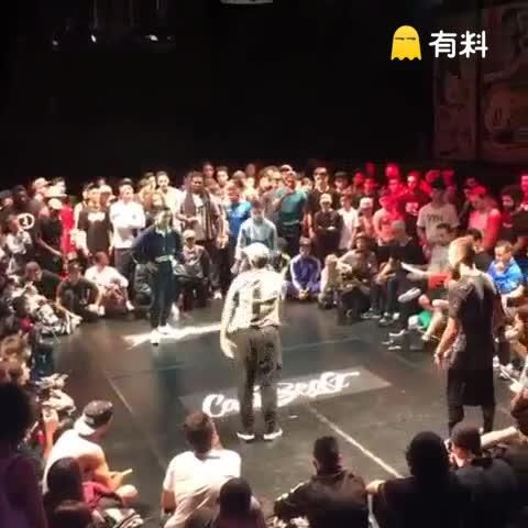 #60秒美拍##街舞breaking##舞蹈#
