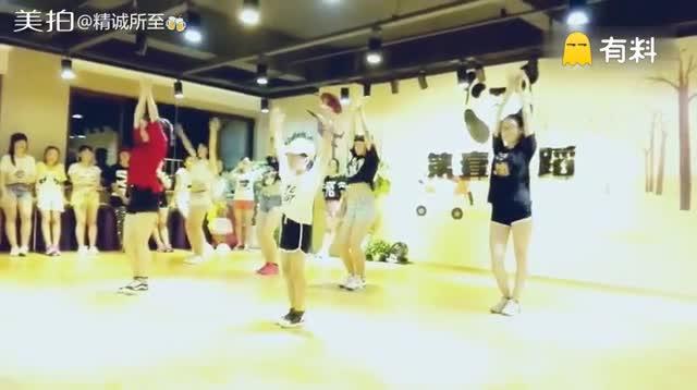 #舞蹈##good luck##我要上热门#