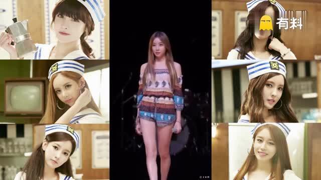 160806 高阳善良演唱会 韩国女子组合 Stellar 金佳英 - Cry