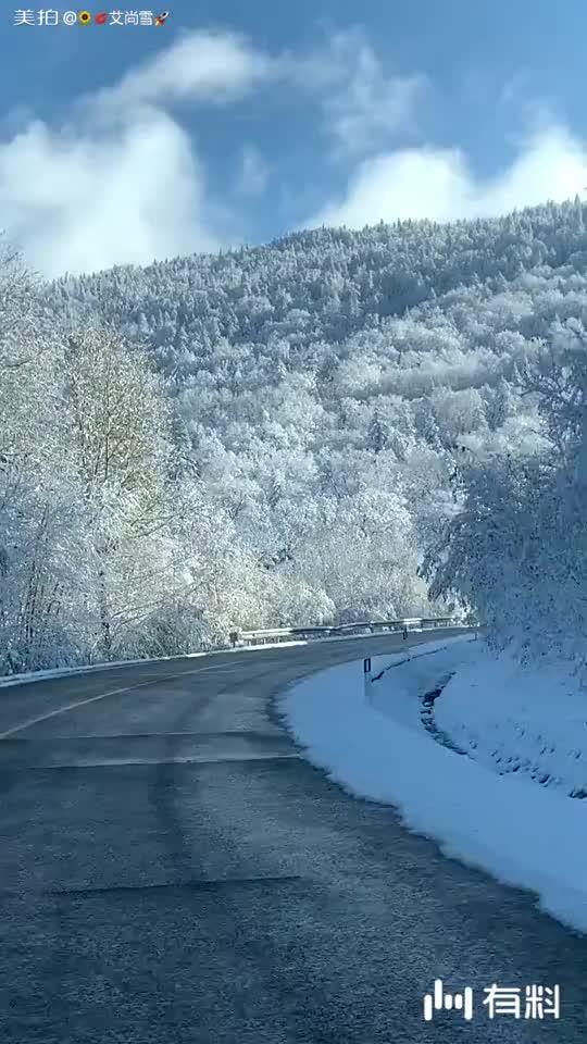 初冬那么美