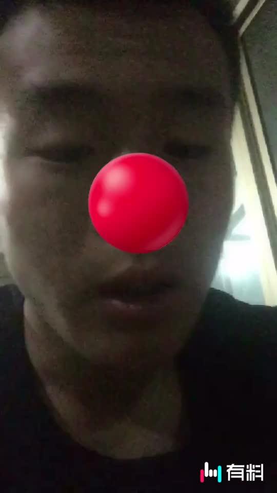 #戴上鼻子,回归童心#夜宵和红鼻子很配哦