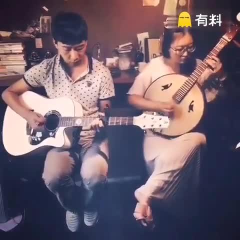 双乐器弹奏火柴天堂