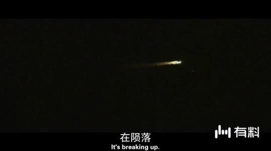 #电影片段#《彗星来的那一夜》——女主为了自己的存活杀死了另一个自己